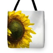 Head Up To The Rains - Sunflower Tote Bag