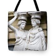 Headache In Vienna Tote Bag