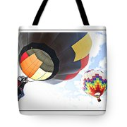 Headed For The Moon Tote Bag