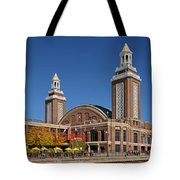 Headhouse Chicago Navy Pier Tote Bag by Christine Till