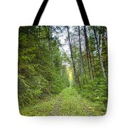 Heading Back Tote Bag