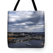 Heading To The Game Tote Bag