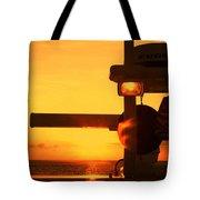 Heading Towards The Sun By Diana Sainz Tote Bag