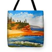 Headlands Tote Bag