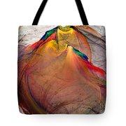 Headless-abstract Art Tote Bag