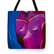 Headless Beauty Tote Bag