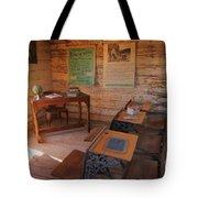 Headmasters Corner Tote Bag