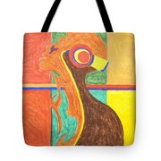 Headphones Nude  Tote Bag