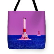 Headwater Lights 2 Tote Bag