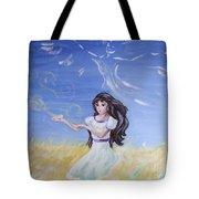 Healer's Gift Tote Bag