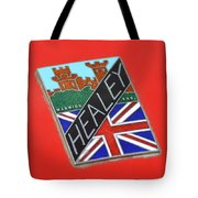 Healey Silverstone D Type Tote Bag