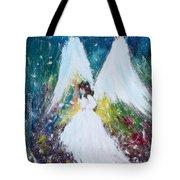 Healing Angel 2 Tote Bag