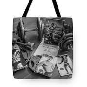 Health And Strength Tote Bag