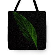 Healthy Green Tote Bag