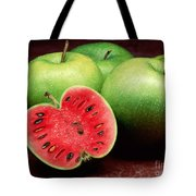 Healthy Trick Tote Bag
