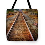 Hear My Train Comin Tote Bag