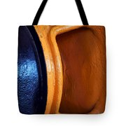 Hear No Evil - Industrial Abstract Tote Bag