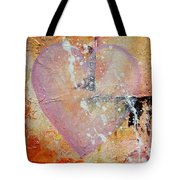 Heart # 79 - Original Available Tote Bag