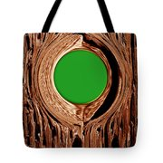 Heart Beat Of The Tree Tote Bag