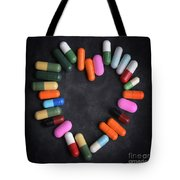 Heart Concept Tote Bag