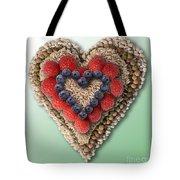 Heart-healthy Foods Tote Bag