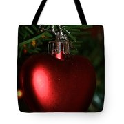 Heart Highlighted Tote Bag