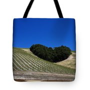 Heart Hill Paso Robles Tote Bag by Jason O Watson