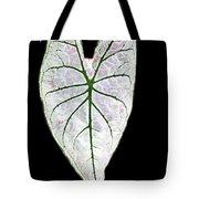 Heart In The Garden Tote Bag