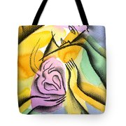 Healthy Heart Tote Bag