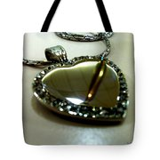 Heart Tote Bag by Marcello Cicchini