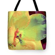 Heart Of A Rose Tote Bag