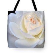 Heart Of Cream Tote Bag