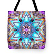 Heart Of Inner Sense Tote Bag