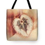 Heart Of Nature Tote Bag