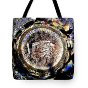 Heart Of Palm Tote Bag