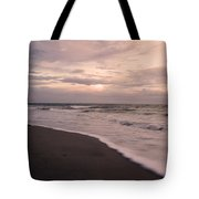 Heart Of The Evening Tote Bag