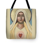 Heart Of The Mother 252 Tote Bag