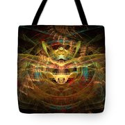 Heart Of The System Tote Bag
