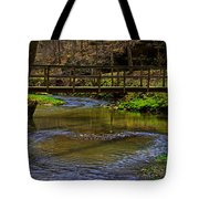 Heart Of The Woods Tote Bag