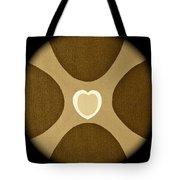 Heart Three Tote Bag