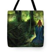 Heart Wood Tote Bag