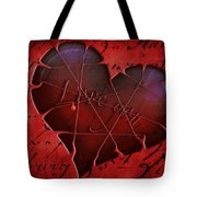 Heartbeat 2 Tote Bag