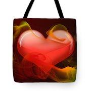 Heartbeat 4 Tote Bag