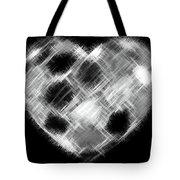 Heartline 10 Tote Bag by Will Borden