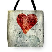 Hearts 1 Tote Bag