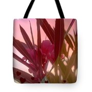 Hearts And Flowers Tote Bag