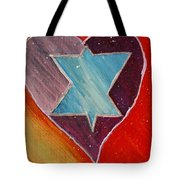 Hearts And Stars Forever Tote Bag