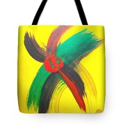 Hearts Beat - Life Goes On Tote Bag