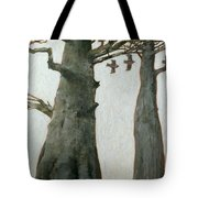 Heartwood Tote Bag by Charlie Baird