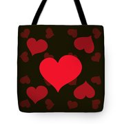 Hearty Delight Tote Bag